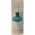 Cottage oil lamp