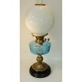 Victorian Oil Lamp