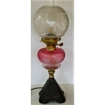 Electrified Oil Lamp